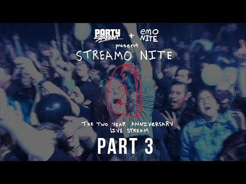 STREAMO NITE Part 3 ft. Craig Owens of Chiodos & Aaron Gillespie of Underoath