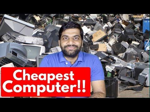 World's Cheapest PC!!! Raspberry Pi?