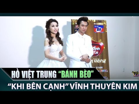 Hồ Việt Trung bị Vĩnh Thuyên Kim gọi là 'bánh bèo'
