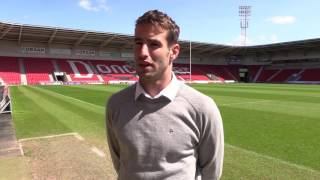 Matty Blair Signs For Doncaster Rovers