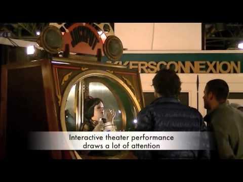 Urban Interactives at Event14