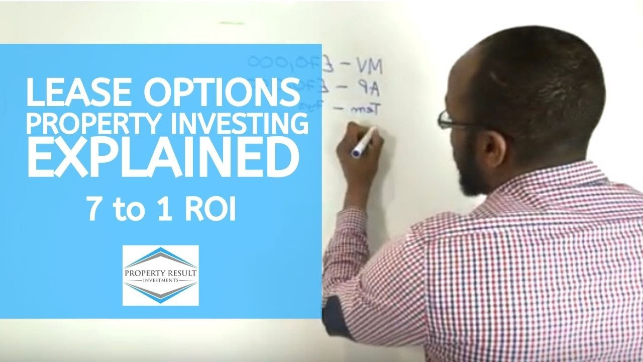 Lease Options Property Investing Explained