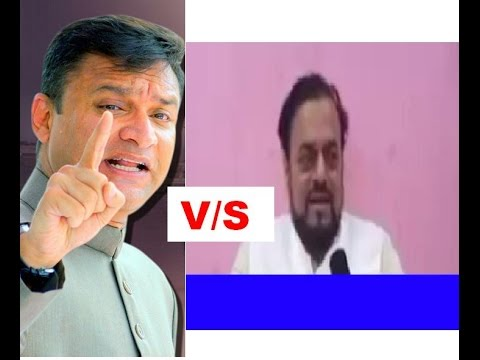 BARQ NEWS..AKBARUDDIN OWAISI V/S ABU ASIM AZMI IN GOVANDI MUMBAI ON 28TH JAN 2017