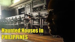 10 HAUNTED HOUSES in the PHILIPPINES