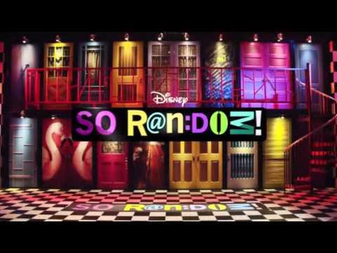 So Random! Intro The Theme Song (SO R@n:D0M!)