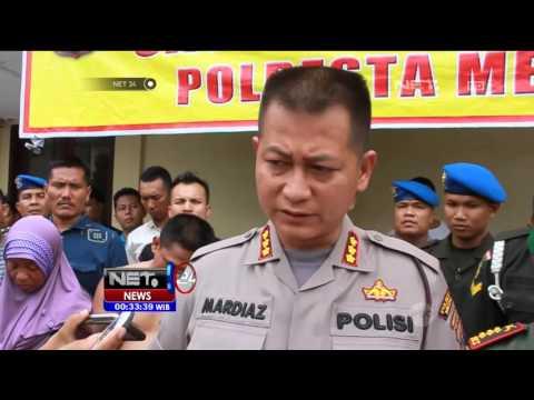 Polisi Tangkap Anggota TNI Pengedar Ganja di Medan - NET24