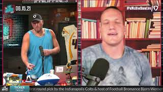The Pat McAfee Show | Tuesday June 15th, 2021