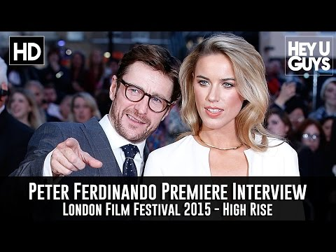 Peter Ferdinando Premiere   High Rise