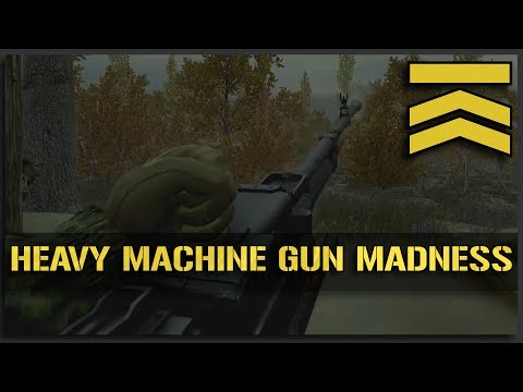 Heavy Machine Gun Madness - Squad Operation: Coyote Ridge 1-Life Event Gameplay