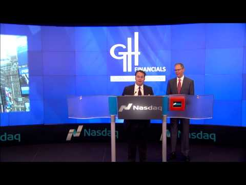 G. H. Financials Nasdaq Opening Ceremony