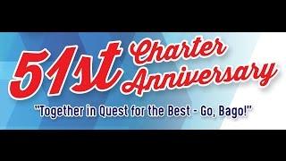 Video BAGO CITY 51st CHARTER ANNIVERSARY VIDEO HIGHLIGHTS download MP3, 3GP, MP4, WEBM, AVI, FLV September 2018