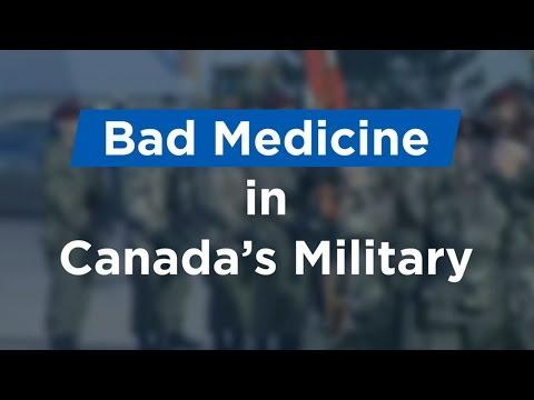 Bad Medicine in Canada's Military | APTN News