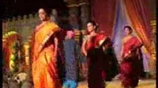 Marathi Paithani Fashion Show at Pune (Heritage Maharashtra)
