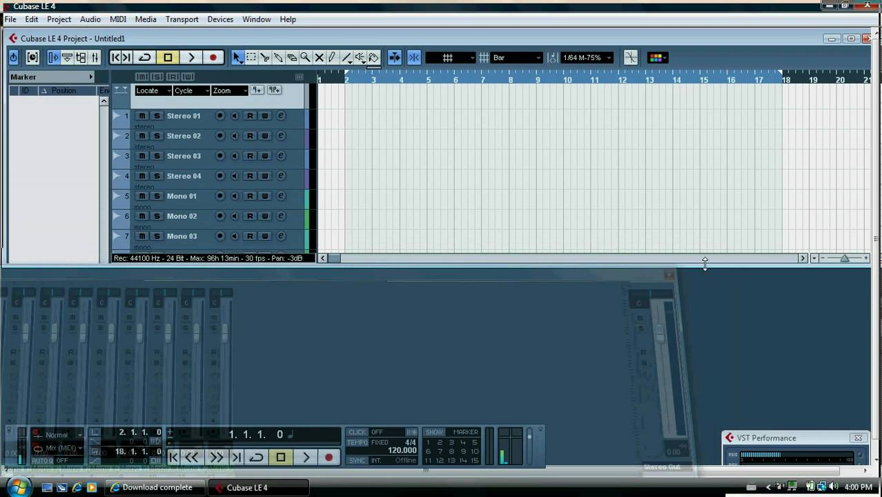 cubase le 4 download free full