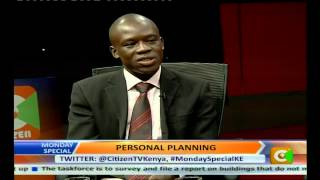 Monday Special: Personal Planning