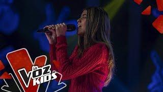 Mariana canta Happier - Audiciones a Ciegas La Voz Kids Colombia 2019