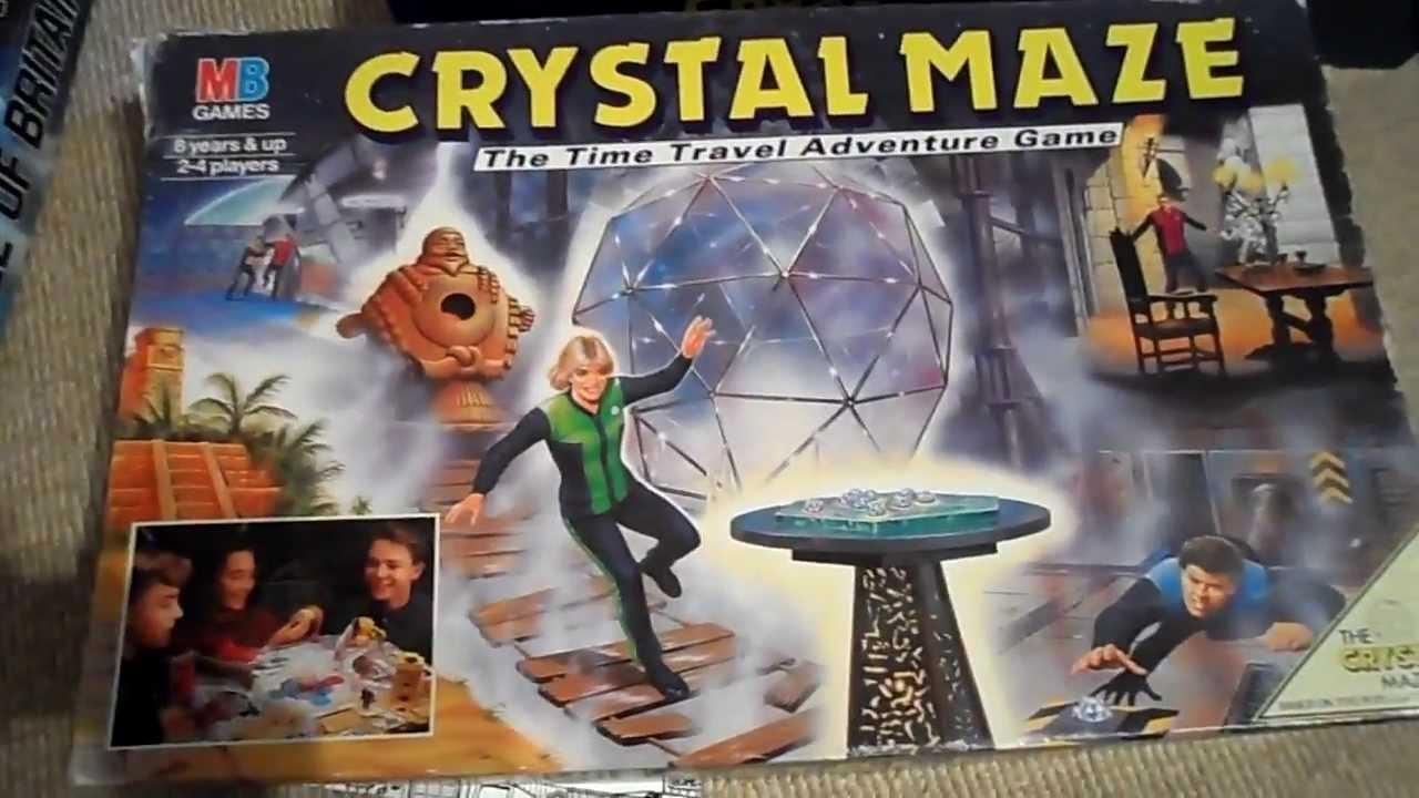 Crystal Game