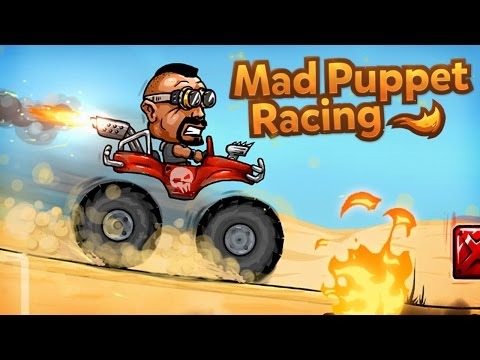 Mad Puppet Racing Trailer