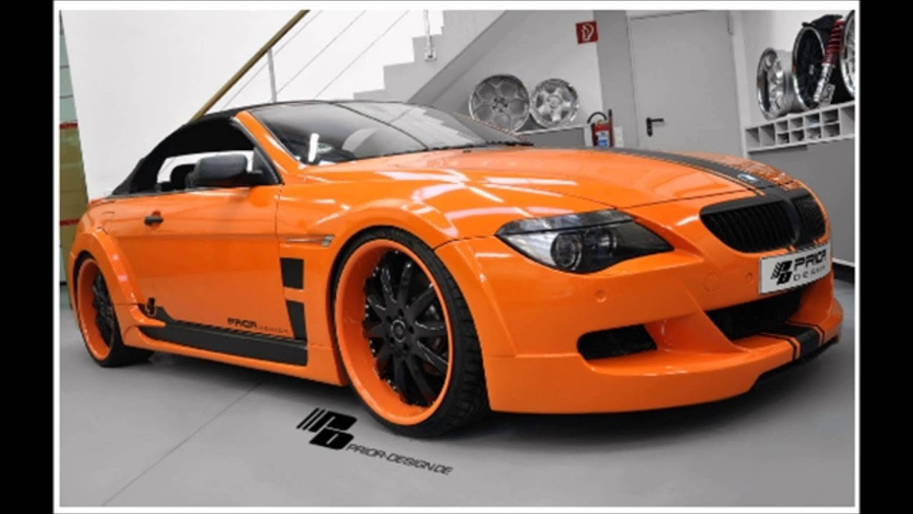 Car Bmw M6 Wide Body Kit On 20 S Slide Show Youtube
