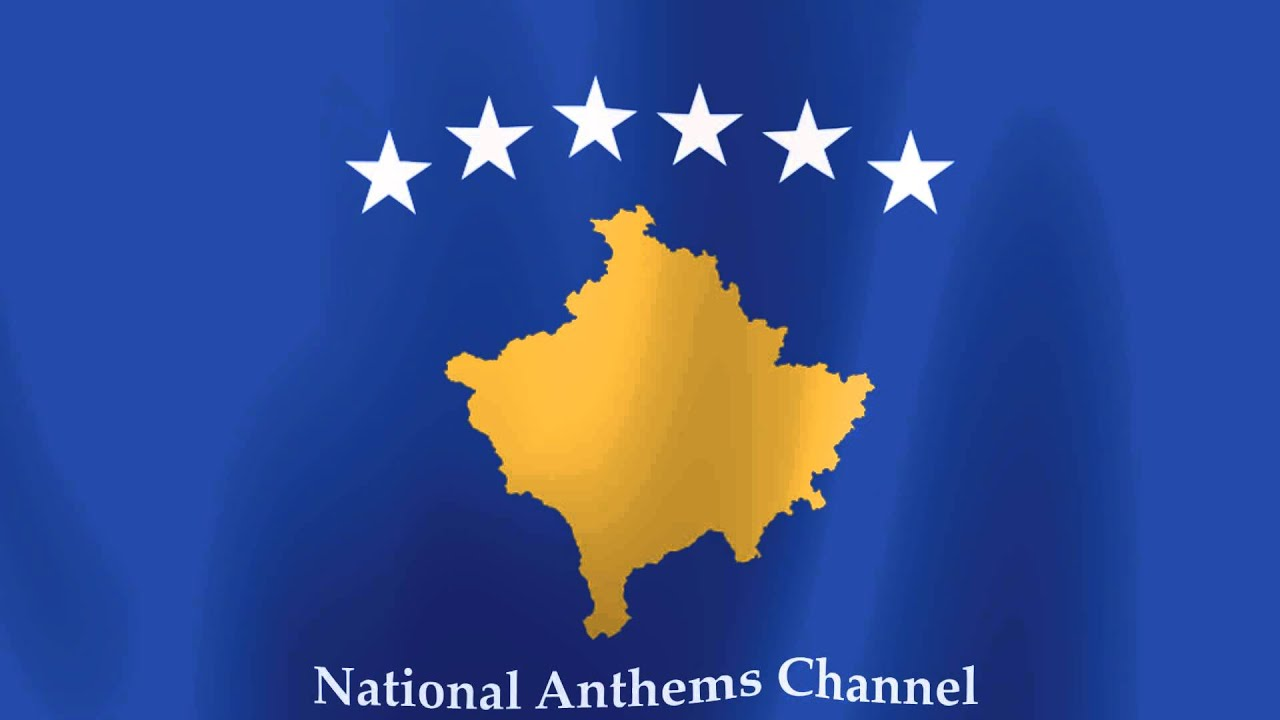 Kosovo National Anthem - Europe (Instrumental)