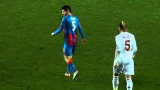Liga mistrů - FC Viktoria Plzeň - AC Milan