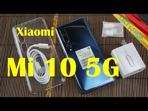 Xiaomi Mi 10 Unboxing & Hands-On | CECT-Shop.com [Deutsch]