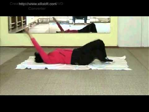 Комплекс упражнений при межпозвоночной грыже