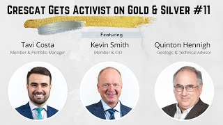 Crescat Gets Activist on Gold #11 - Defiance Silver Corp ($DEF.V $DNCVF)