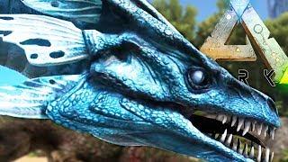 NEW ICE WYVERN, PLAY AS DINO RAGNAROK STREAM - Ark Survival Evolved Ragnarok