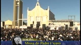 Missa do Padre Cícero Agosto 2011