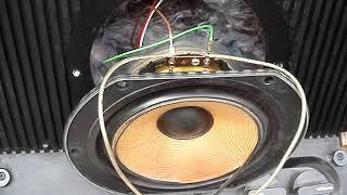 B&W Bower Wilkins  Mid-Range  MW 150 speaker England