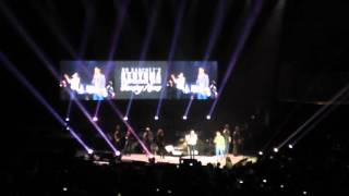 Ogie Alcasid and Regine Velasquez Duet Kerygma Conference 2015