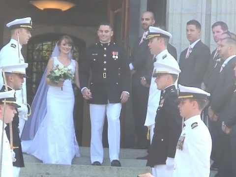 Sword Ceremony-Naval Academy