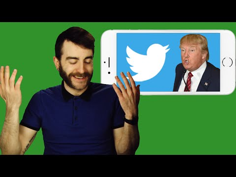 Irish People Read Donald Trump Tweets