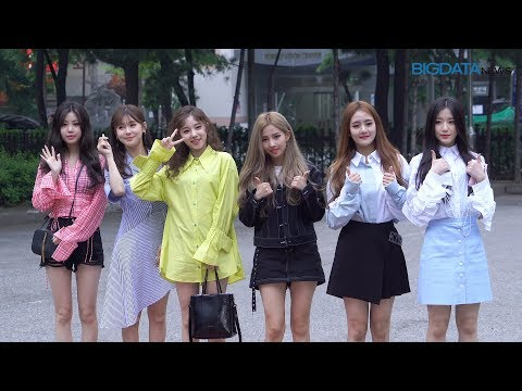 [BIG영상][4K] (여자)아이들-유미 5월11일 뮤직뱅크 리허설 출근길