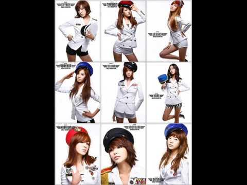 Sungmin & SNSD ~ Beautiful Girl & Honey Honey