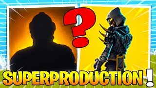 LE SKIN SUPERPRODUCTION ? AVEC ARMURE ? sur Fortnite: Battle Royale