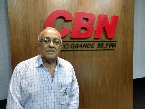 Entrevista CBN Agro: Loacir da Silva, médico veterinário