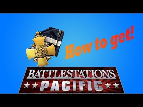 Battlestations: Pacific - All Gold Medals Profile Download