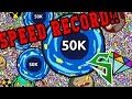 TYT Agario World Record domination w/ TYT Sirius - Agar.io server takeover!