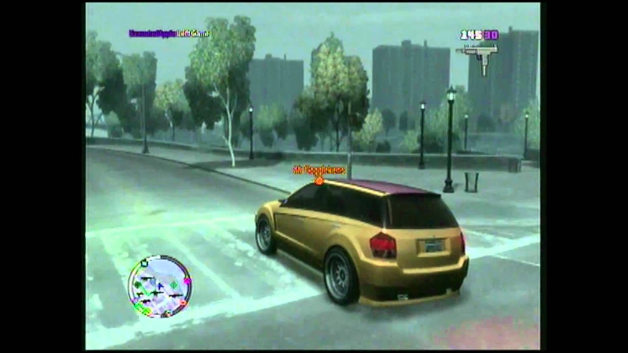 GTA 4: TBOGT secret ca...