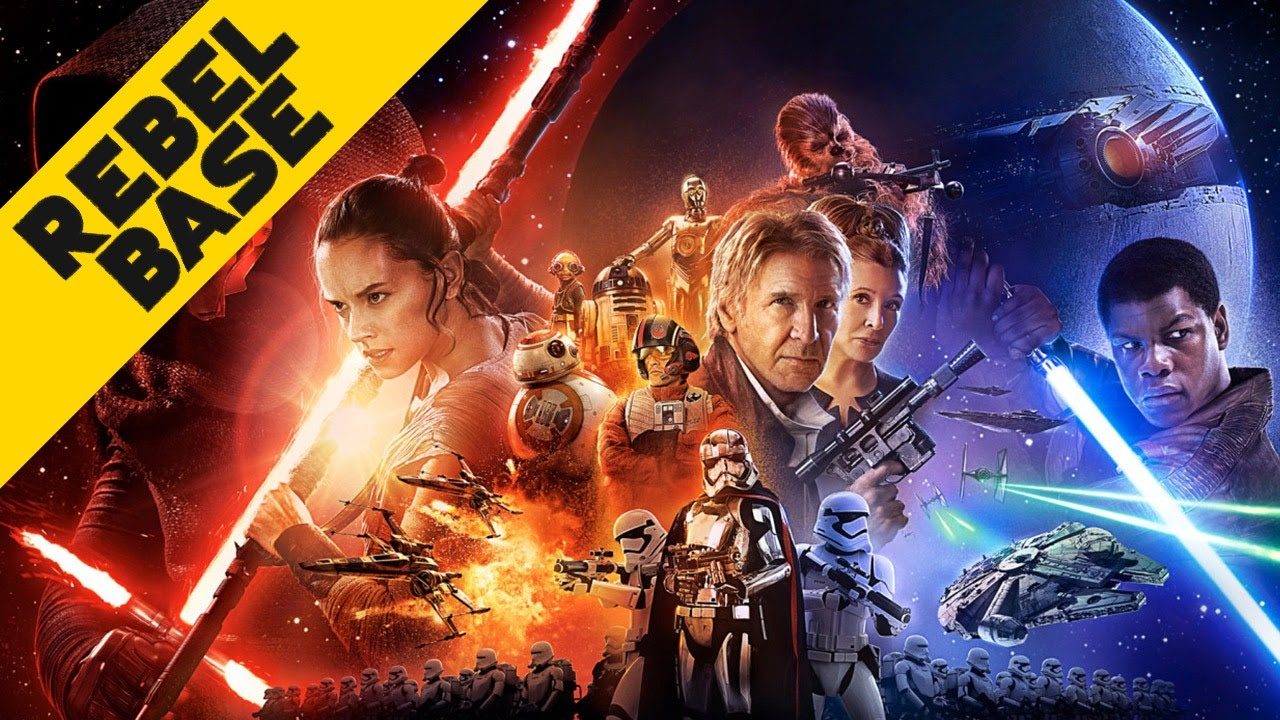 In-Depth Discussion of Star Wars: The Force Awakens - Rebel Base