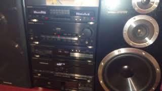 Pioneer private 640 редкий музыкальный центр