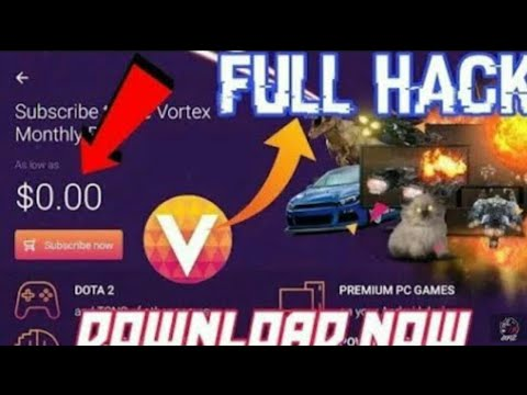New Mod Apk Vortex Cloud Gaming All Games for Android Free Download!