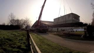 Insolite Morbihan un Mobil home Bateau de Arzal à Redon