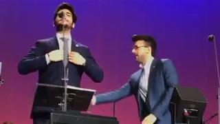 Il Volo in Ancona - Libiamo ne' lieti calici - Notte Magica Tour 2017