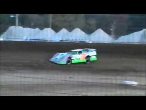 Josh Jackson Racing Charleston speedway 2nd place heat race 10 15 16