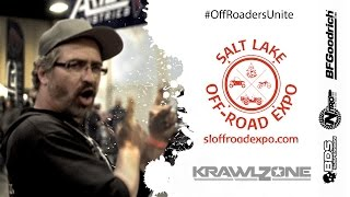 Off-Road Pet Peeves at the Salt Lake OffRoad Expo // Ep 6 // KrawlZone