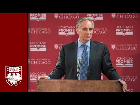The University of Chicago launches UChicago Promise