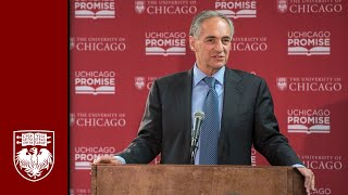 The University of Chicago launches UChicago Promise